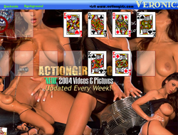 solitaire with veronica zemanova porn games online
