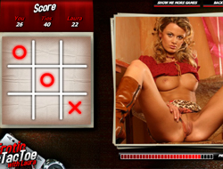 erotic tic tac toe with laura porn games online