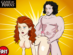 game of porns: odyssey of jon snow porn games online